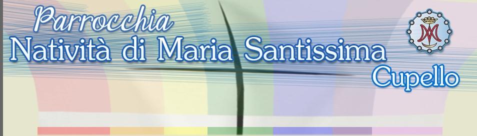 Parrocchia della Natività di Maria Santissima - Cupello